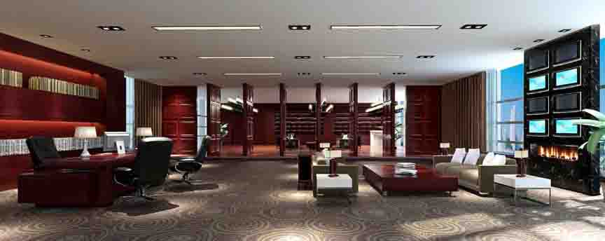 办公楼装修装饰设计施工报价