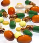 保健品国际快递咖啡粉营养粉口服液图片
