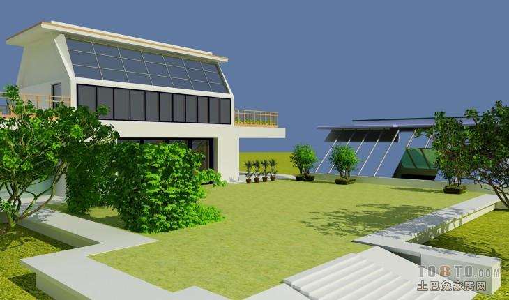 生态建筑设计思想和目标