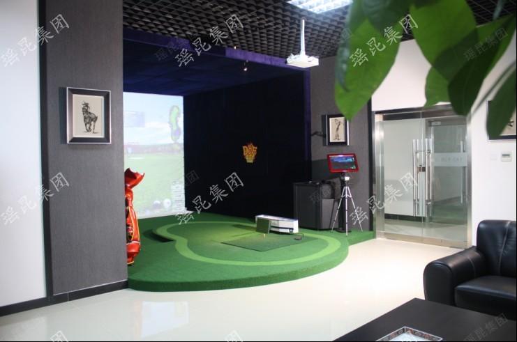 北京德慧达模拟高尔夫图片