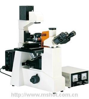 供应可显微检测极弱荧光的芯片检测显微镜