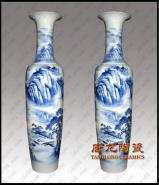 景德镇陶瓷大花瓶大花瓶瓷器大花瓶图片