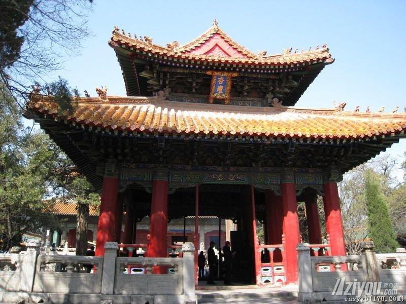 孔庙:古文明中的建筑奇葩