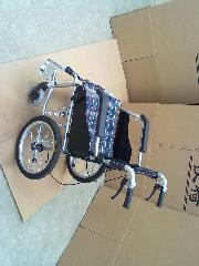 护理型谜你轮椅