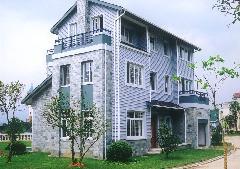 别墅外墙瓷砖效果图图片大全 外墙瓷砖,使别墅看起来端庄大