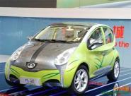 长城自主电动小型车欧拉图片图片
