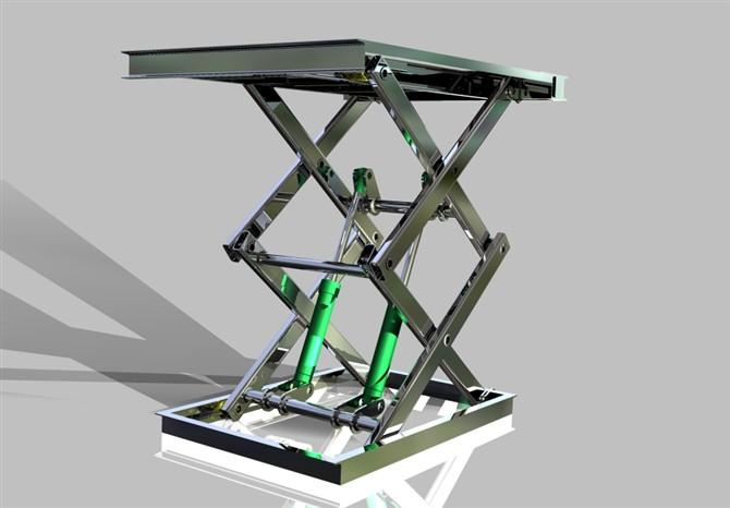 固定式升降机价格 供应固定式液压升降机图片