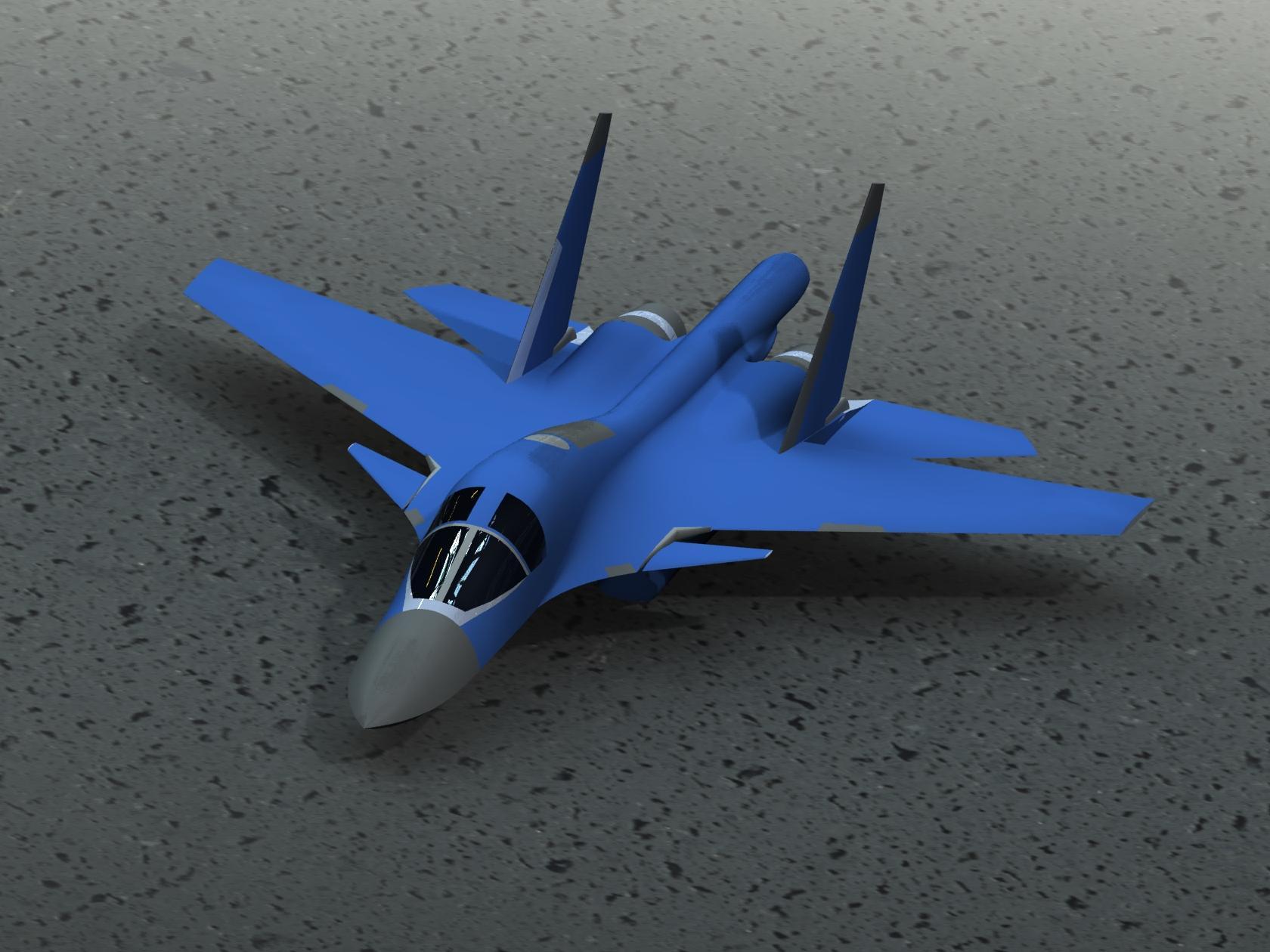 供应飞机模型三维展示制作动画