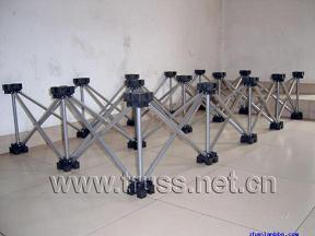 供应40CM拉网舞台折叠舞台拼装舞台图片