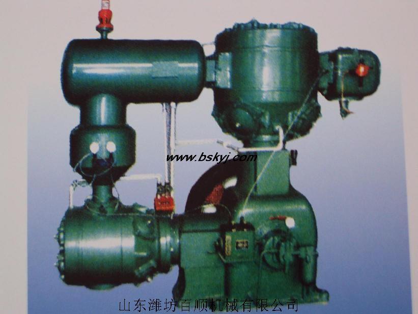 供应L型固定活塞式空气压缩机山东百顺L型空压机批发