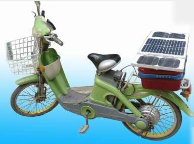 供应太阳能电动车充电器三轮车