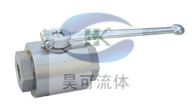 供应不锈钢螺纹高压球阀螺纹不锈钢高压球阀