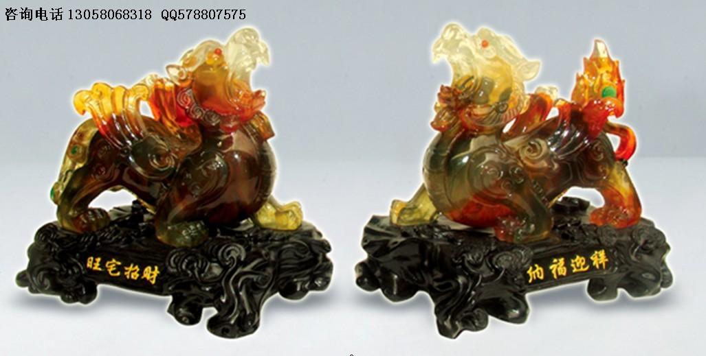 招财貔貅 工艺品批发厂家电话13058068318 貔貅的 高清图片