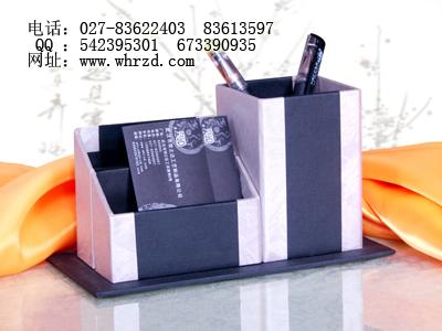 专业生产各类笔筒纸质笔筒+名片盒