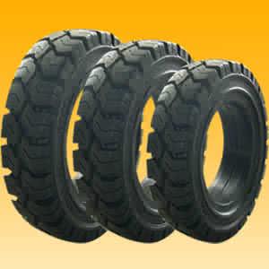 供应叉车专用轮胎系列型号图片