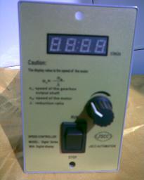 面板式电机调速器图片/面板式电机调速器样板图