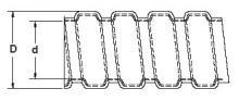 供应矩形软管机床附件
