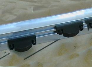 槽板撞块机床附件