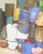 无锡化工染料高价回收图片