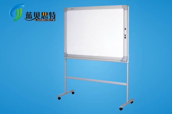 山东磁性白板,书写板 山东双面支架白板移