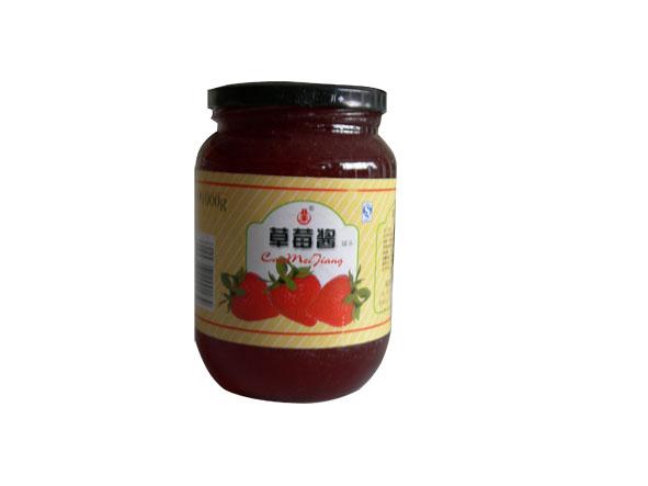 供应草莓酱批发