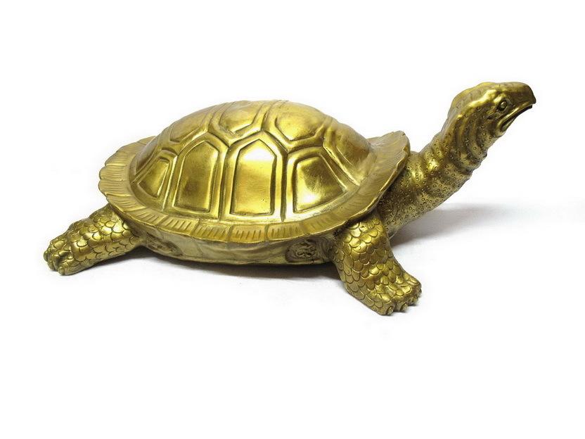 供应铜乌龟-乌龟铜器-长寿吉祥动物