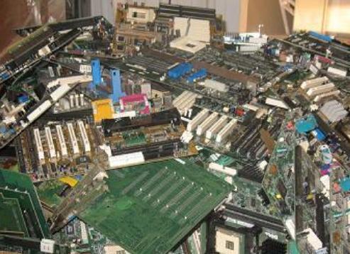 供应上海高价废品回收物资回收电子回收图片