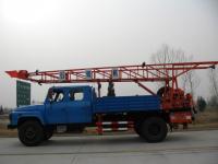 供应专业地质勘察汽车钻机 百米汽车钻机