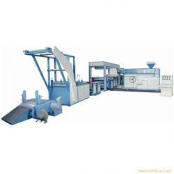 供應水泥袋設備-圓筒袋複合機