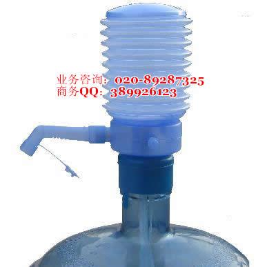 手压直取式抽水器饮水机矿泉水桶抽图片