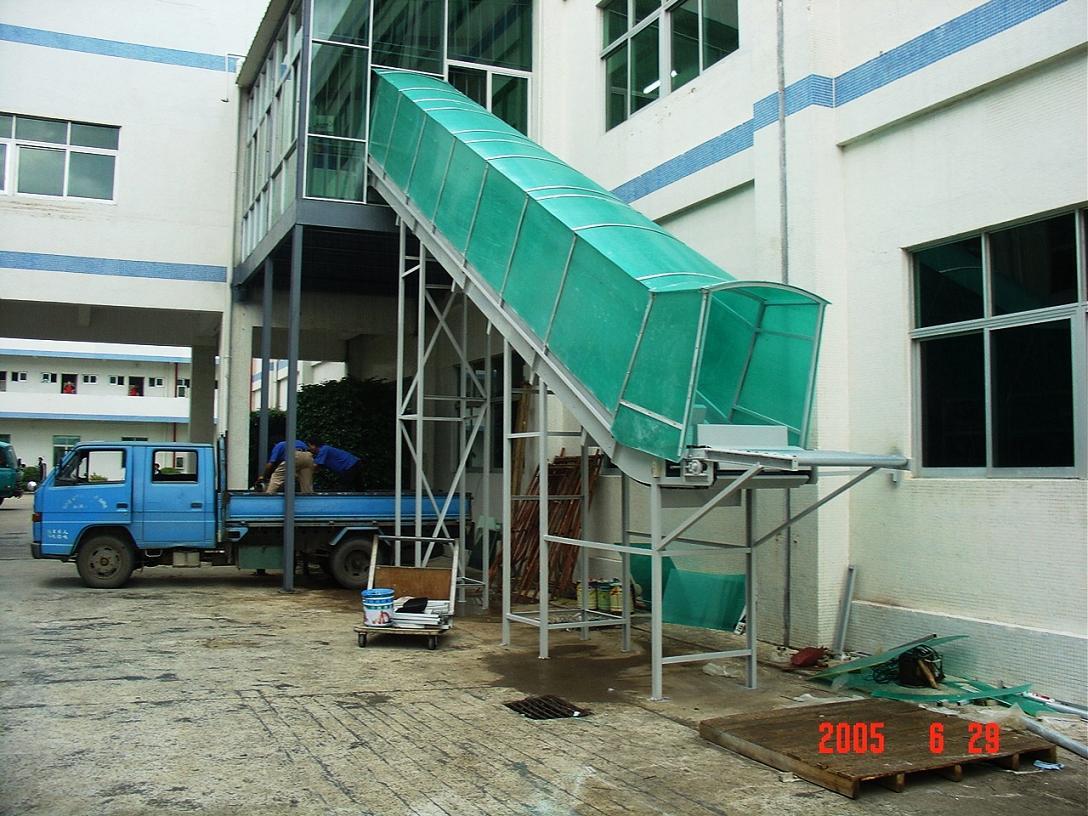 供应公明上下货滑梯/长安上下货滑梯/沙井上下货滑梯/石岩滑梯批发