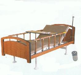 宝鸡岐山养光护理床 实木的床头电动实用型的护理床