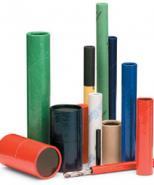 纸管生产图片