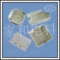 内蒙古地区金属86接线盒pvc管件图片/内蒙古地区金属86接线盒pvc管件样板图