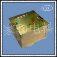 3C认证金属地插盒图片