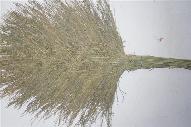 竹扫帚厂家图片