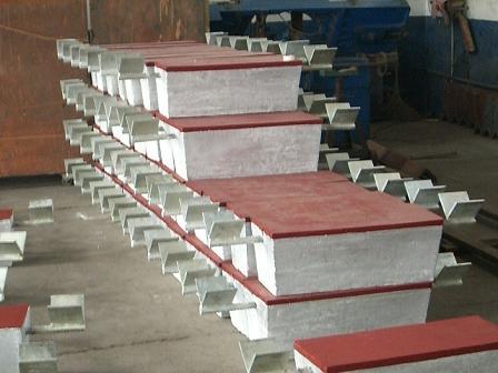 供应防腐铝牺牲阳极防腐铝阳极异型阳极批发
