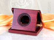 纪念币木盒图片