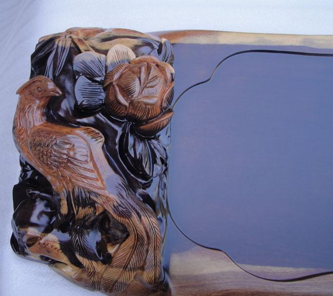 红木根雕刻图片