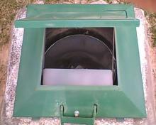 供应宁夏单体垃圾桶价格,环保垃圾桶,垃圾桶厂家直销