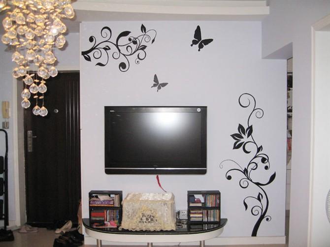 室内装修材料液体壁纸招商图片