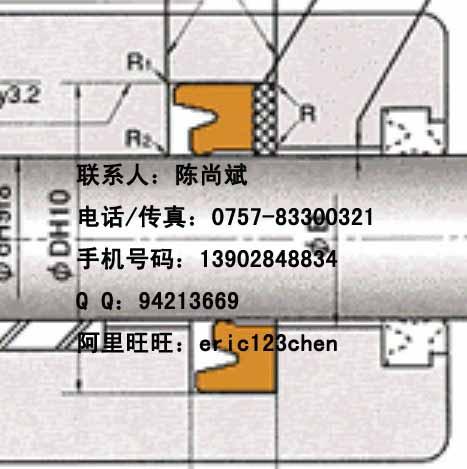 供应日本NOKISI油封