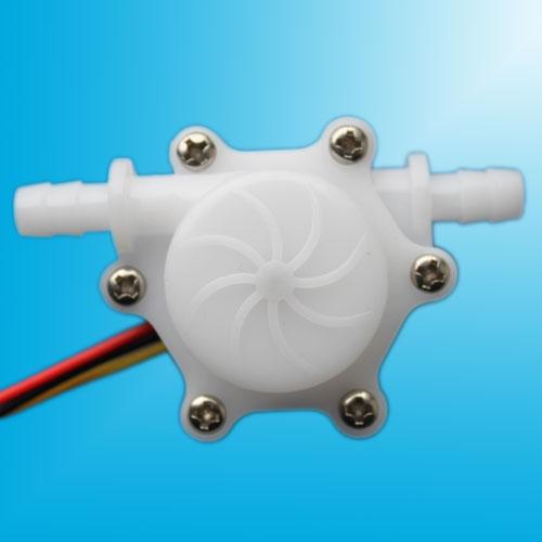 供应饮水机流量传感器,小流量计,咖啡机流量计,流量计传感器厂家