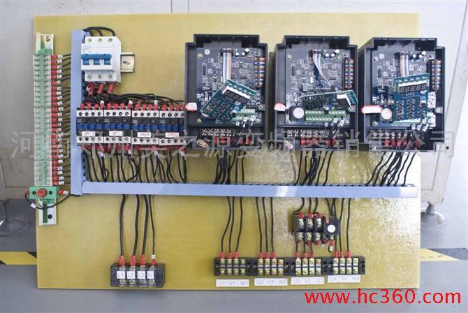 铣床控制电路接线图