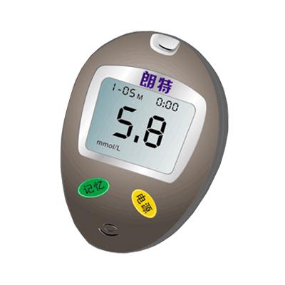 血糖仪产品描述:   产品介绍:1,语音播报:语音提示测量步骤及测量结果