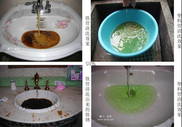 最新自来水管清洗技术-TRIC清洗技术