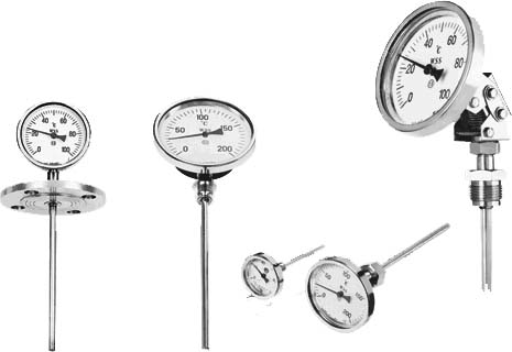 供应温度计双金属温度计双金属温度表