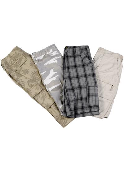 收购库存多袋裤