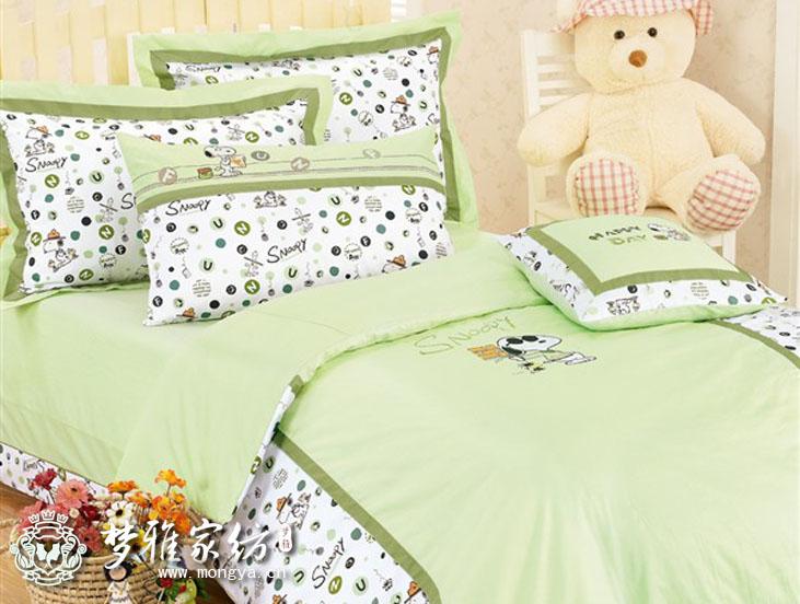 供应儿童床上用品品牌儿童四件套