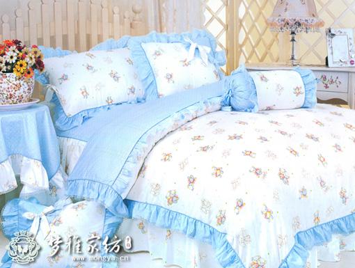 供应儿童卡通床上用品单人床上用品